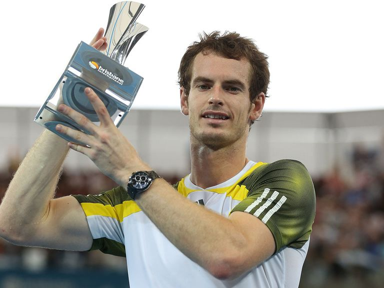 Andy Murray: Can add another trophy to the collection