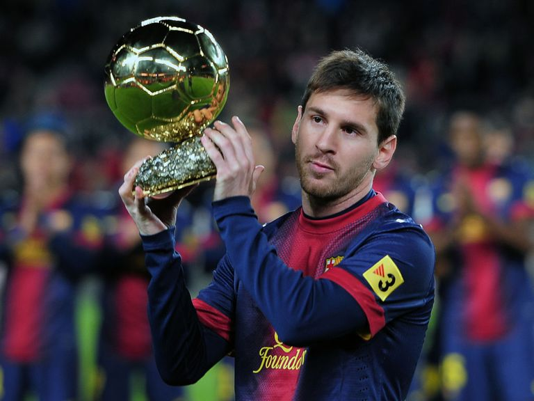 Lionel Messi: Has signed his new deal
