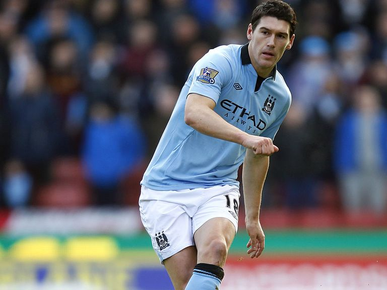 Gareth Barry: 'Happy and settled' at Manchester City