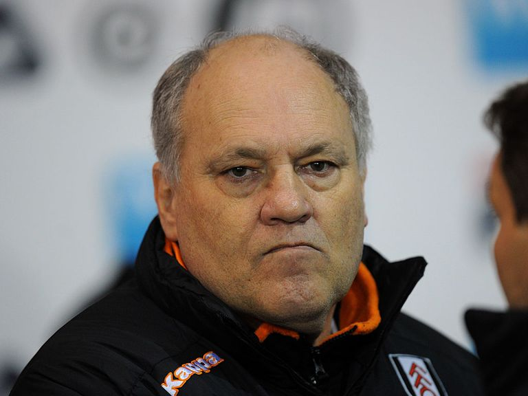 Martin Jol: Wants more goals