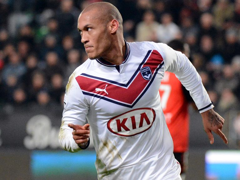 Yoan Gouffran: Poised to become a Newcastle player