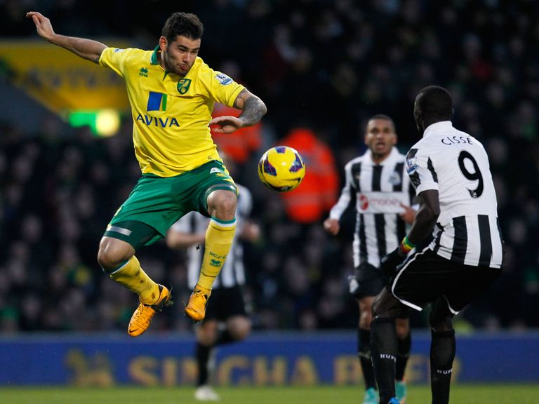 Bradley Johnson: Relishing playing against Wilshere on Saturday