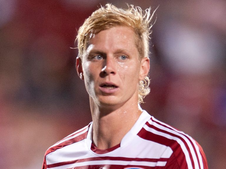 Brek Shea: Completes his move to Stoke