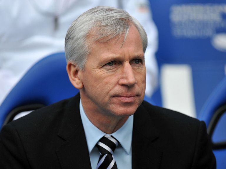 Alan Pardew: Vowed to bring in new faces
