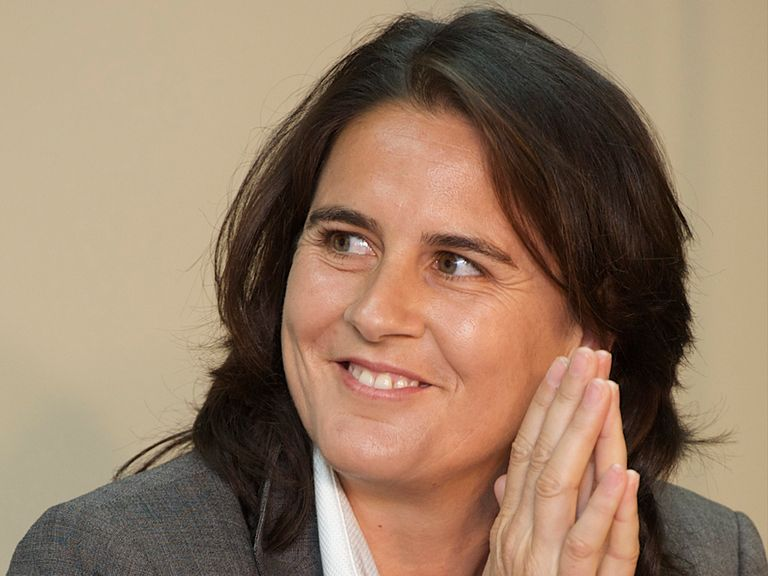 Conchita Martinez: Spain's new Fed Cup captain