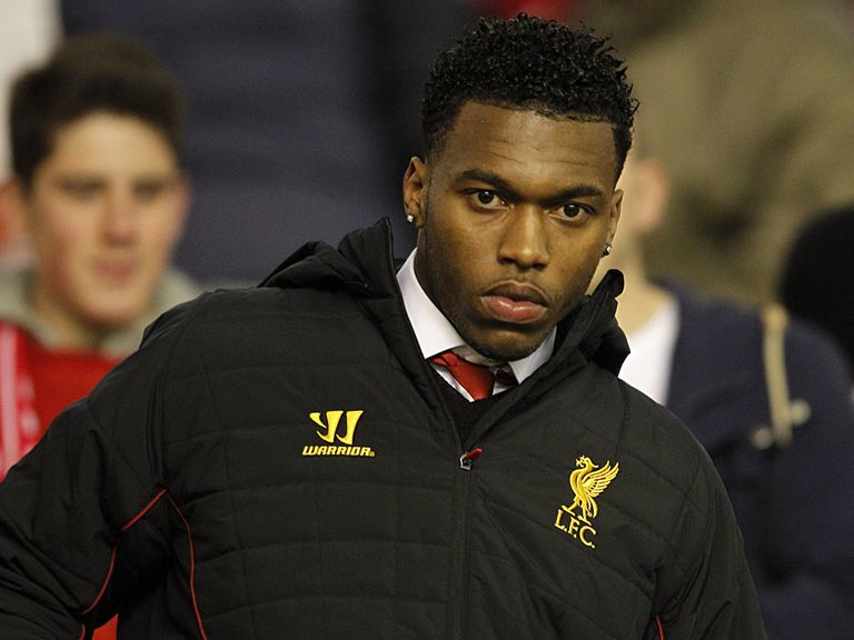 Daniel Sturridge: Centrak striking role at Anfield