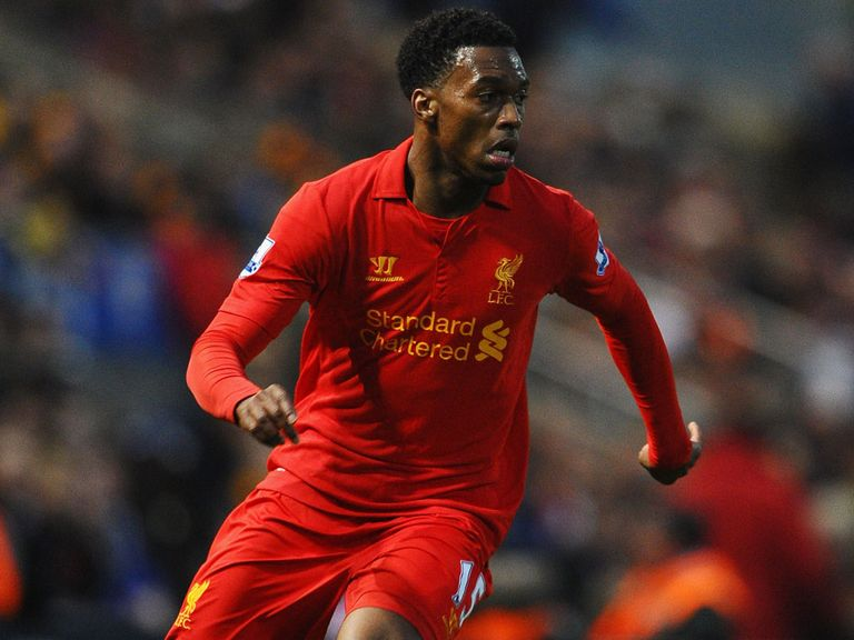 Daniel Sturridge: New Liverpool striker has impressed Brendan Rodgers