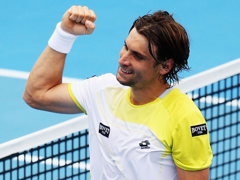 David Ferrer: Auckland winner again