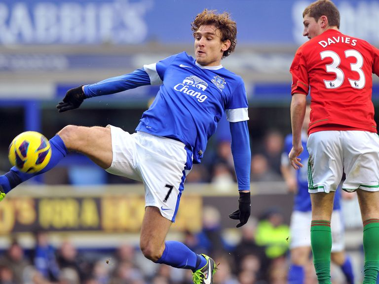 Nikica Jelavic: Out of sorts