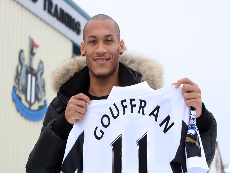Yoan Gouffran: Confident in Newcastle's ability to survive