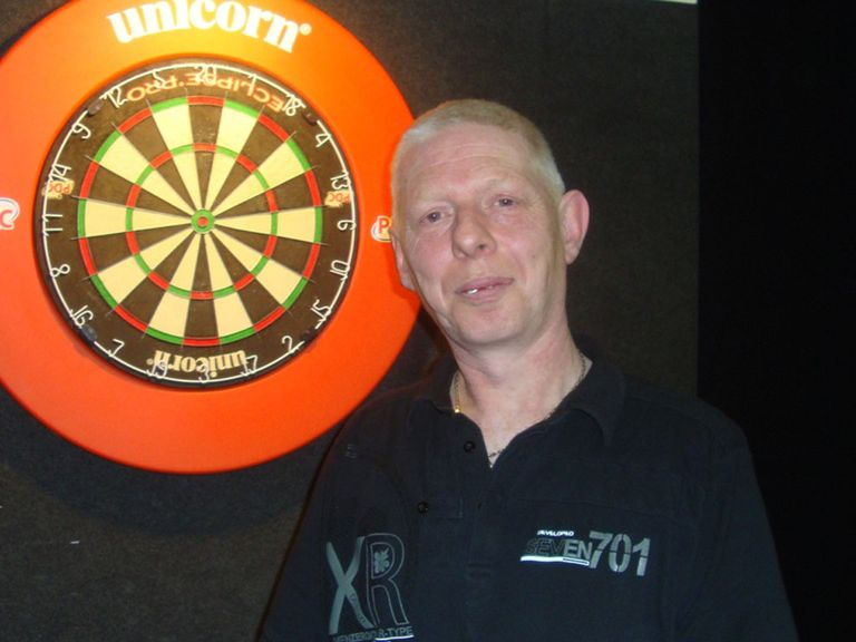Ian Walters: Won a Tour Card (Picture: PDC)