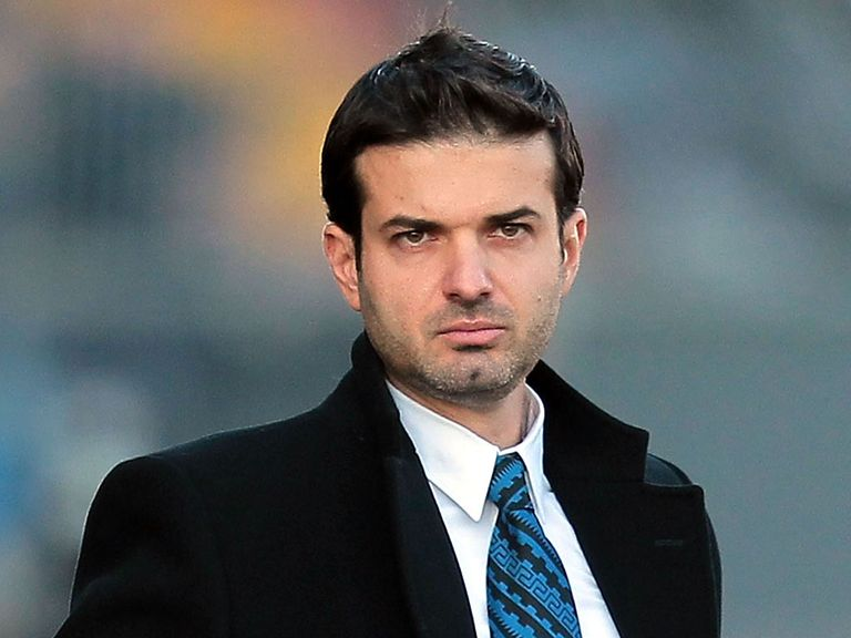 Andrea Stramaccioni: Admits his side have an injury crisis