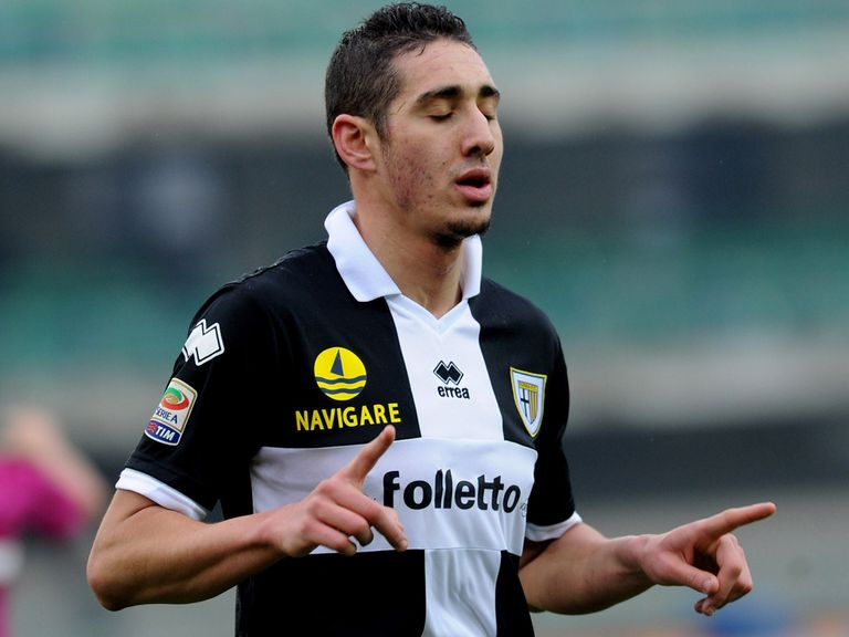 Ishak Belfodil: New Inter signing