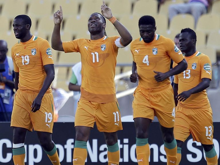Ivory Coast: 2-1 victors over Togo