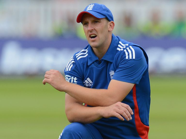 James Tredwell: Hoping to put things right