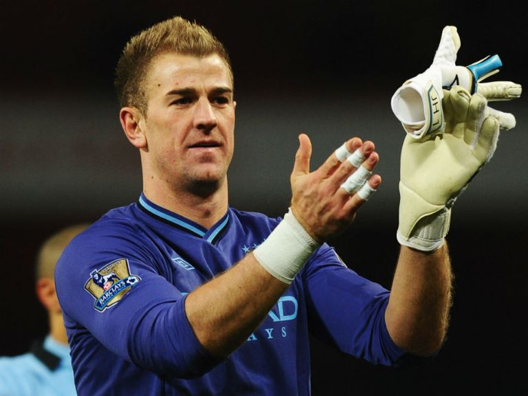 Joe Hart: 'We have been up against a killing machine'