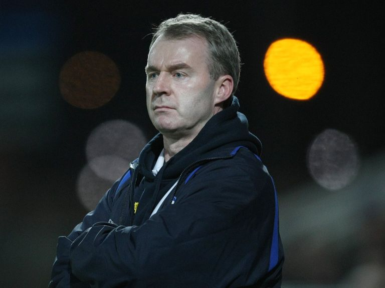 John Sheridan: League Two's top boss for March