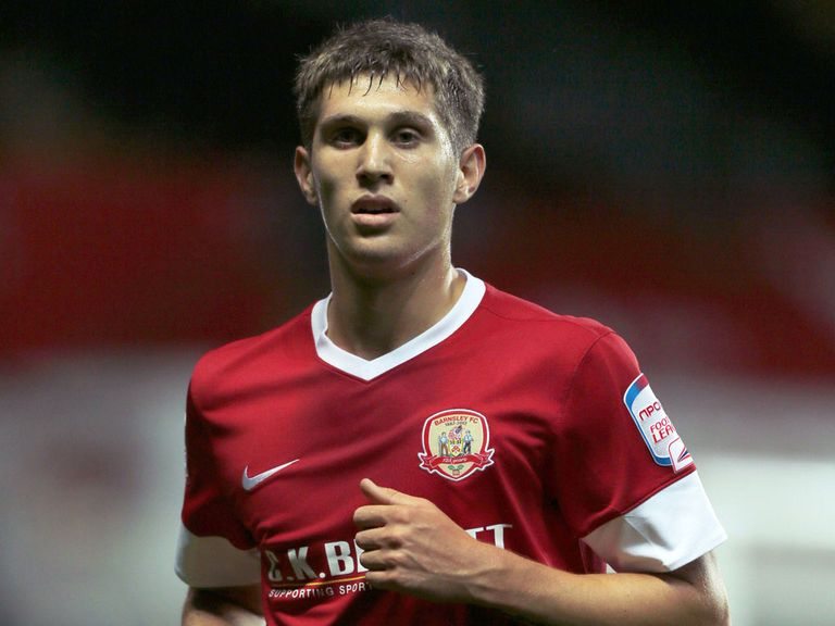John Stones: Signs for Everton from Barnsley