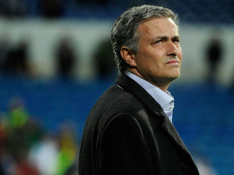 Jose Mourinho: Reportedly at loggerheads with players at Real