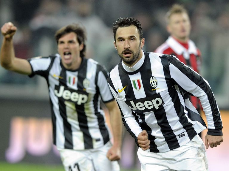 Mirko Vucinic: Delighted with spirit