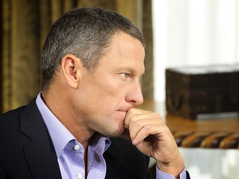 Lance Armstrong: No drugs when he returned to cycling