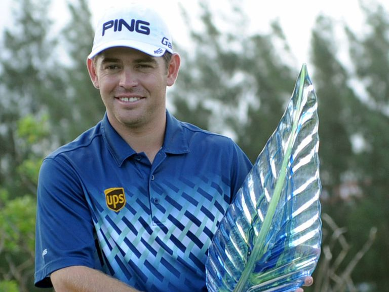 Oosthuizen: Victorious in Durban