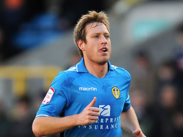 Luciano Becchio: Has scored 19 goals this season