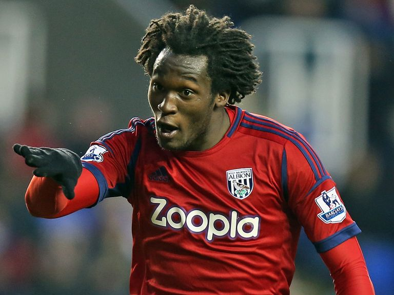 Romelu Lukaku: Impressing for West Brom