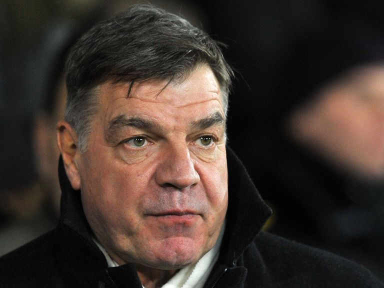 Sam Allardyce: Wait for talks over new deal