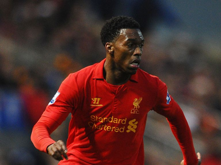 Daniel Sturridge: Claims he is lacking sharpness in front of goal