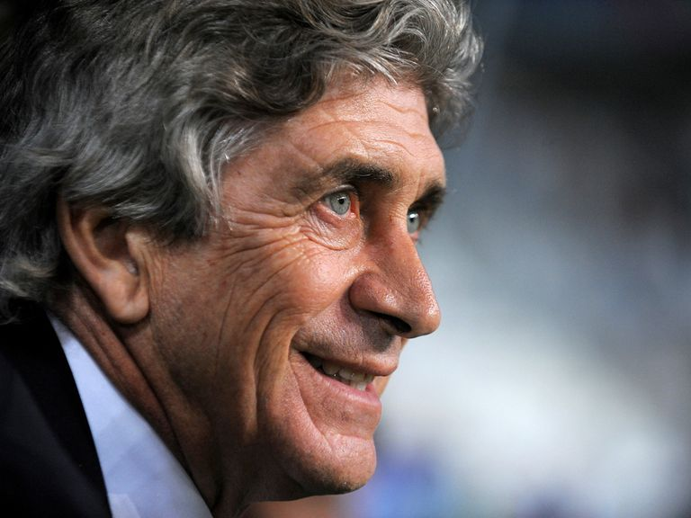 Manuel Pellegrini: Backed to be next Manchester City manager