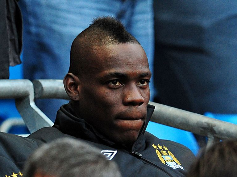 Mario Balotelli: Has been linked with Napoli
