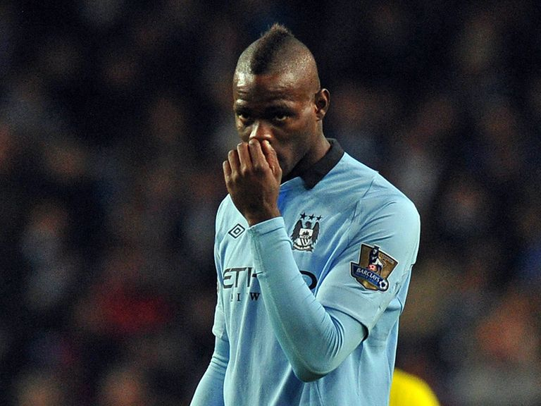 Mario Balotelli: Wanted by AC Milan