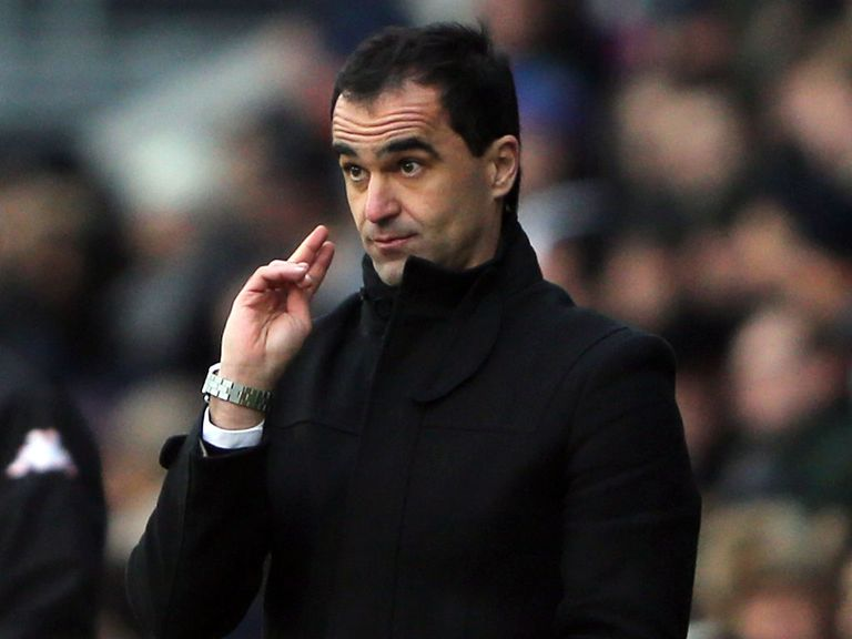Roberto Martinez: Looking to strengthen