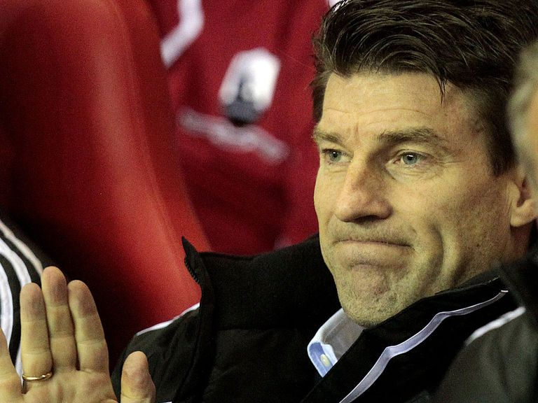 Michael Laudrup: 'I really don't know'