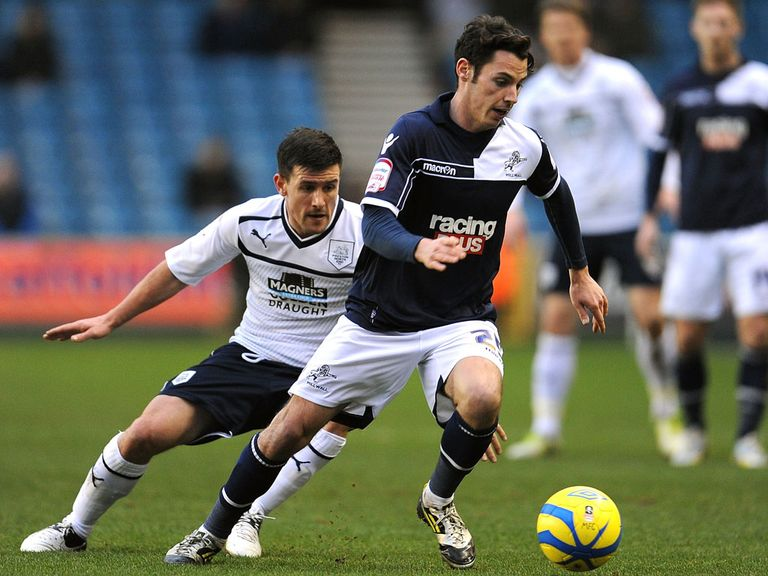 Adam Smith: Staying at Millwall
