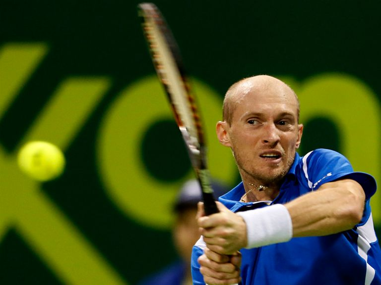 Davydenko: Backed to cause a stunning upset