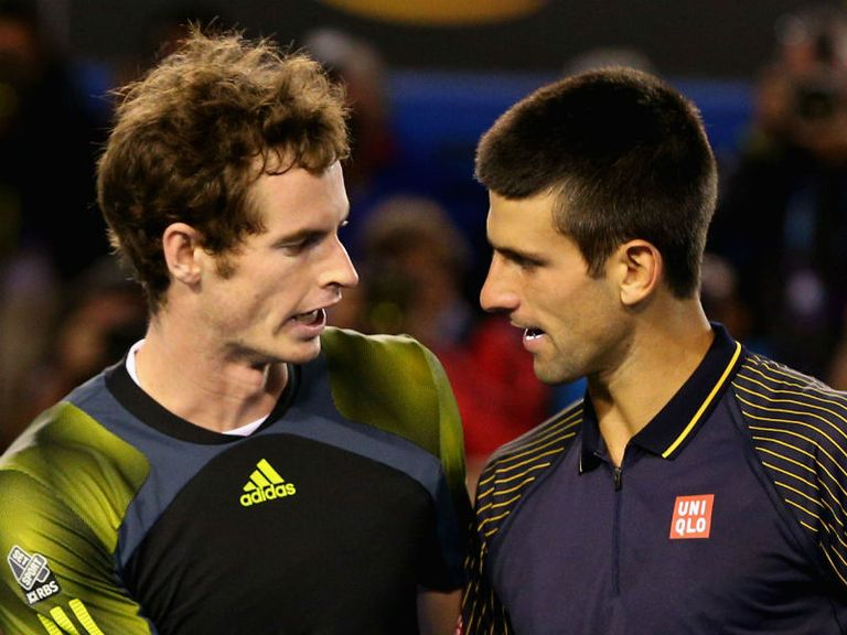 Andy Murray and Novak Djokovic: On collision course again