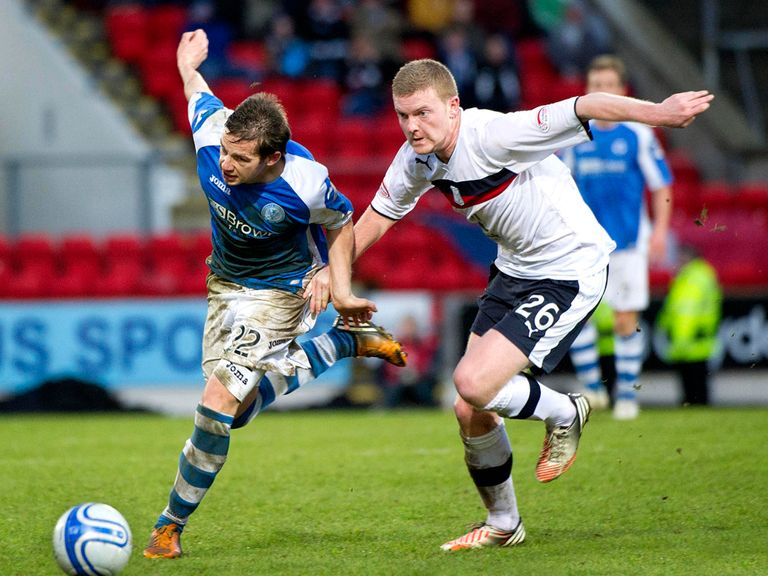 Peter Pawlett: The loan player could be recalled to Pittodrie