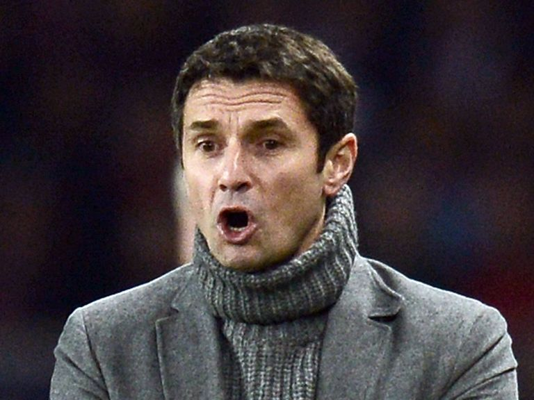 Garde: Throws his support behind Wenger