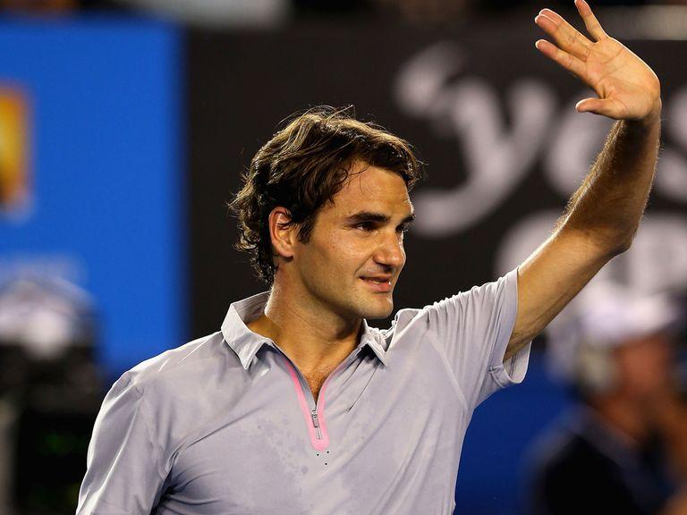 Federer: Easy victory