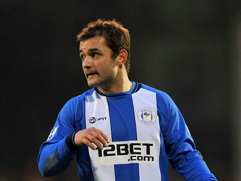 Shaun Maloney: Signs a new Wigan deal