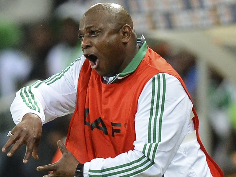 Stephen Keshi: Rescinded resignation