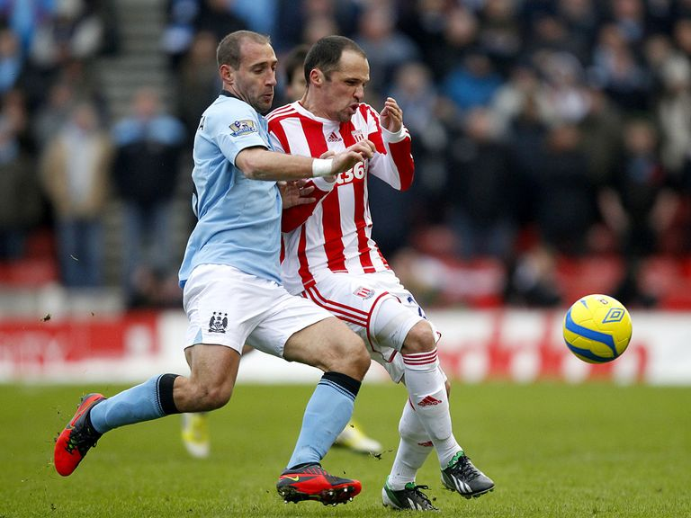 Stoke are backed to draw against Manchester City.