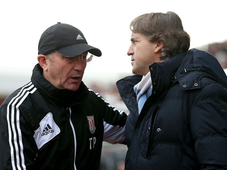 Tony Pulis: Looking to bounce back