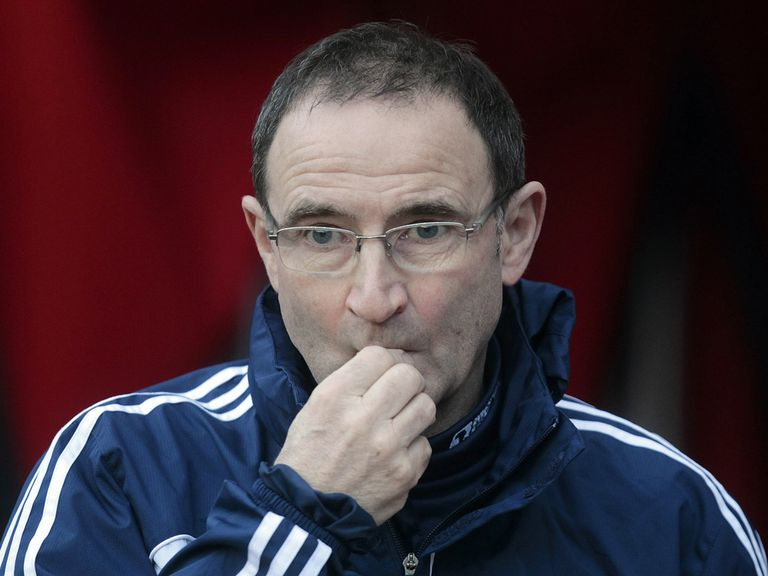 Martin O'Neill: Waiting for contract talks with players