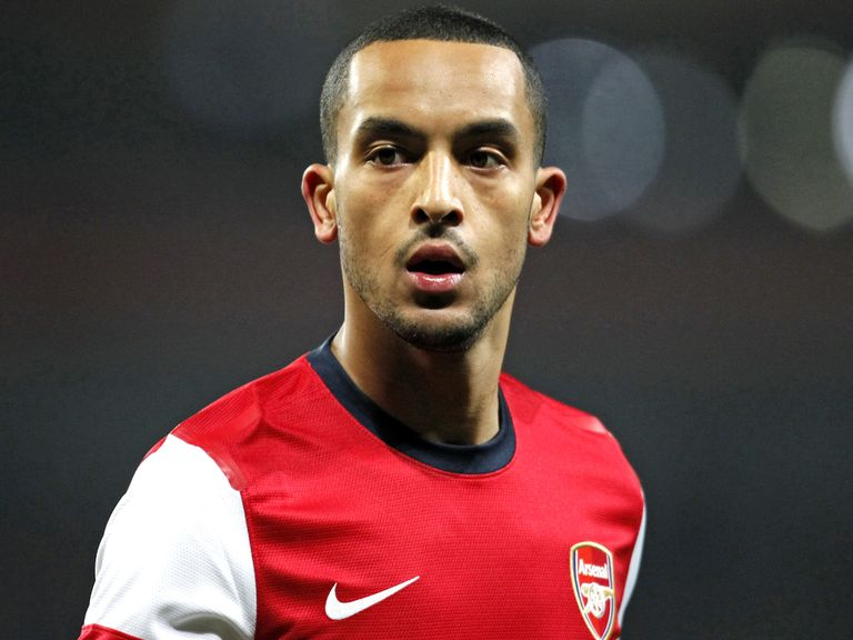 Theo Walcott: Glad contract saga is over