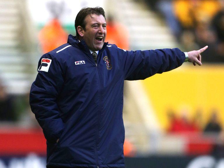 Steve Thompson: Serving as caretaker-coach