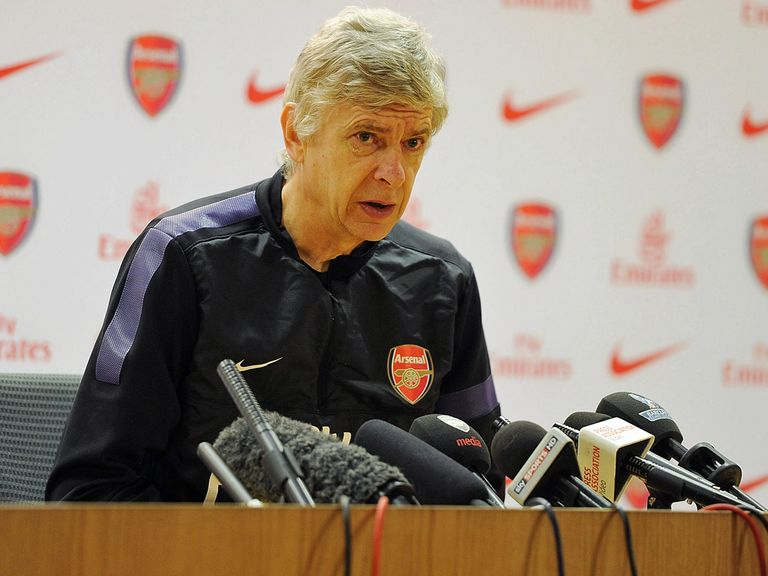 Arsene Wenger: High expectation