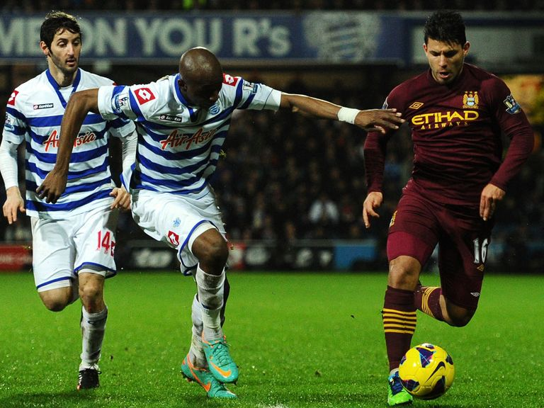 QPR and Manchester City drew 0-0 at Loftus Road